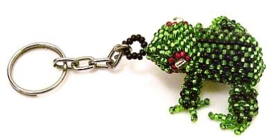 beaded_key_chain_fro
